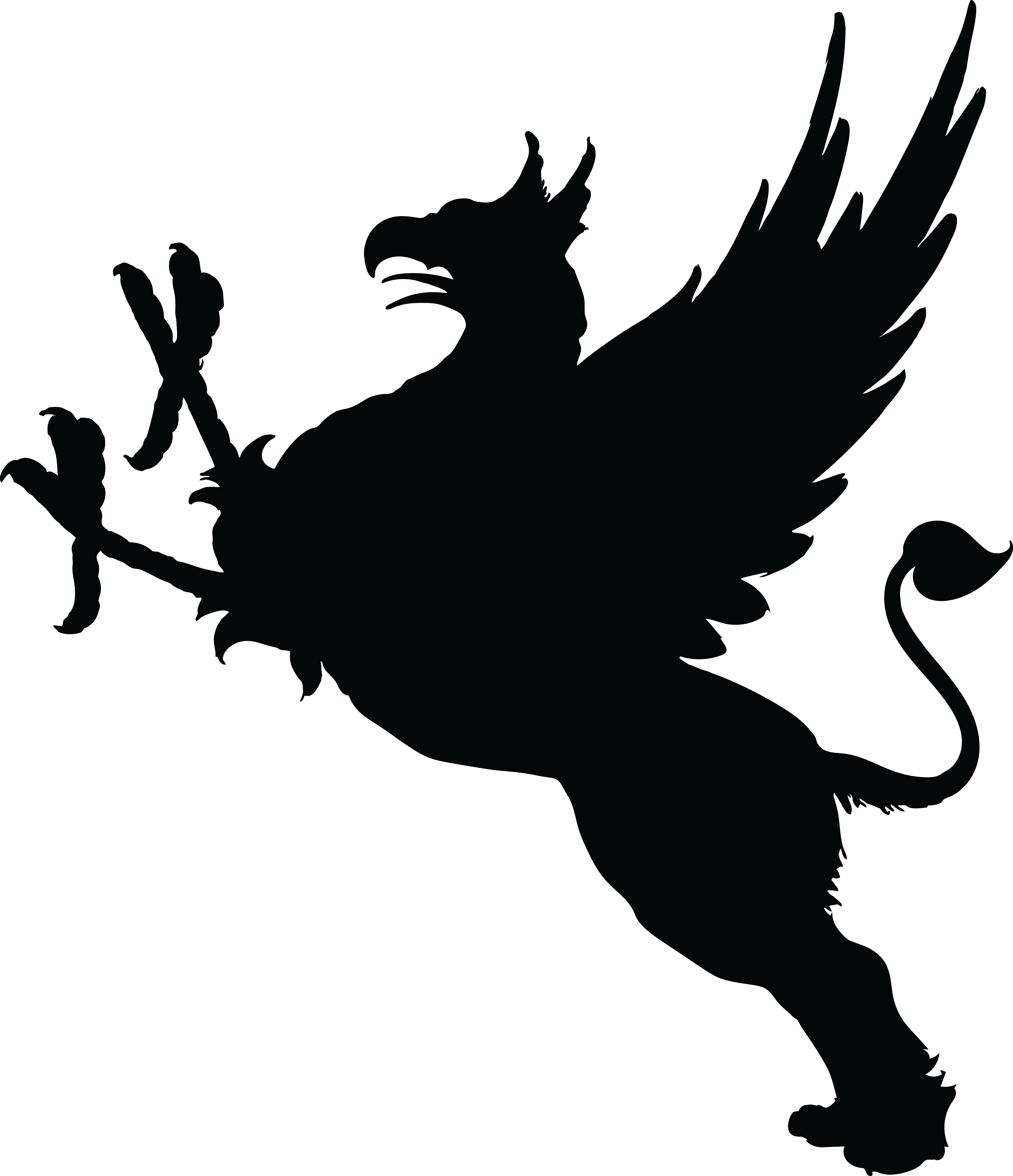free png Griffin Clipart images transparent