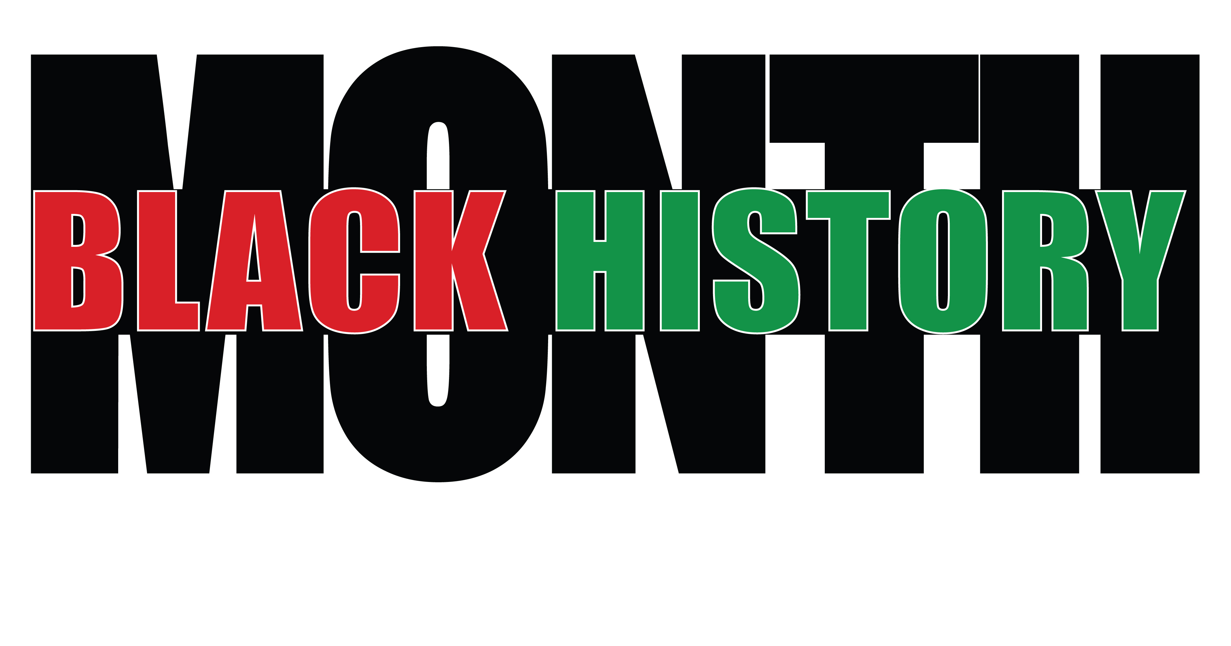 free clipart of a black history month design rh free clipartof com Celebrating Black History Month Black History Month People