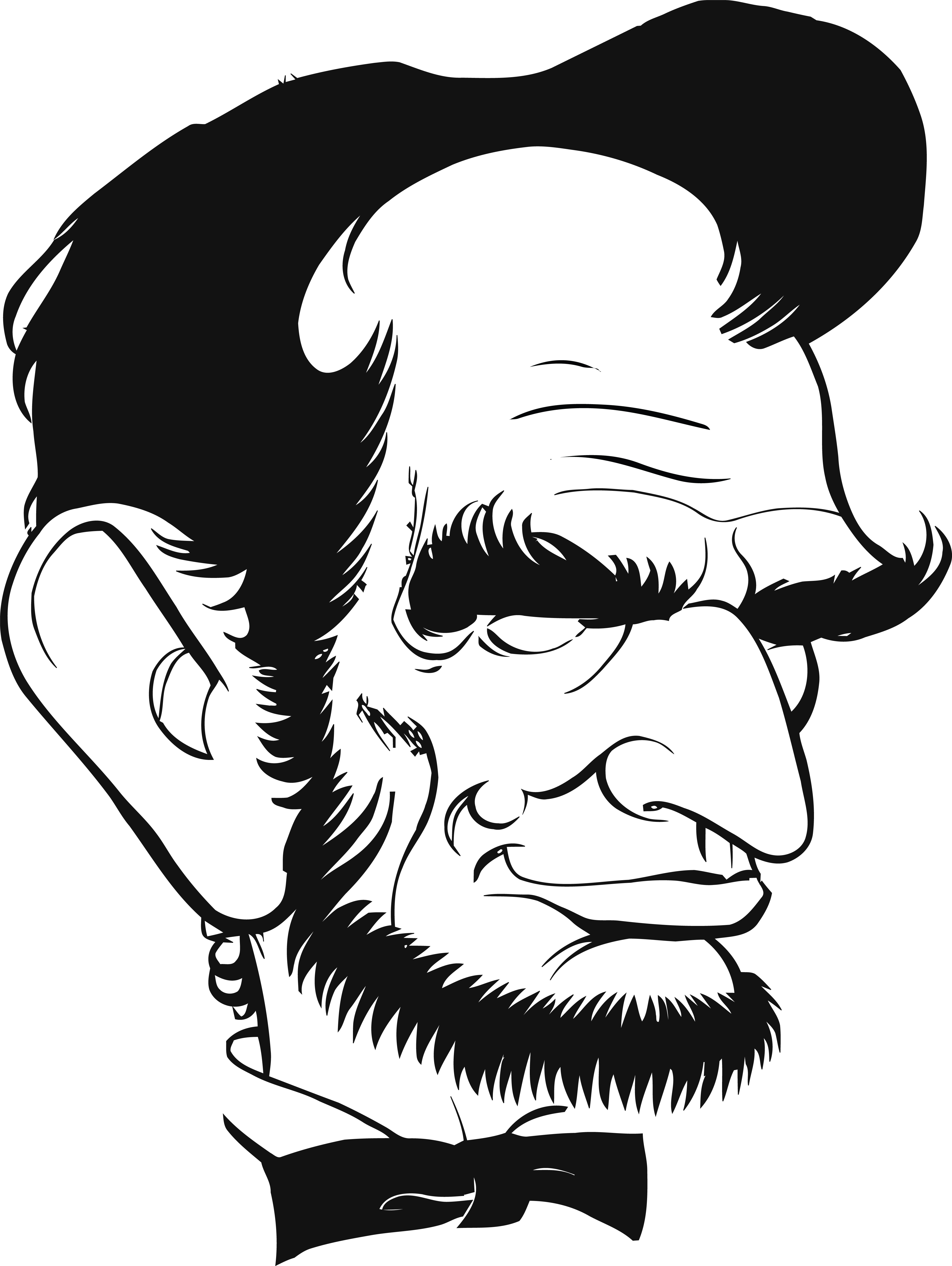 free clipart of abraham lincoln