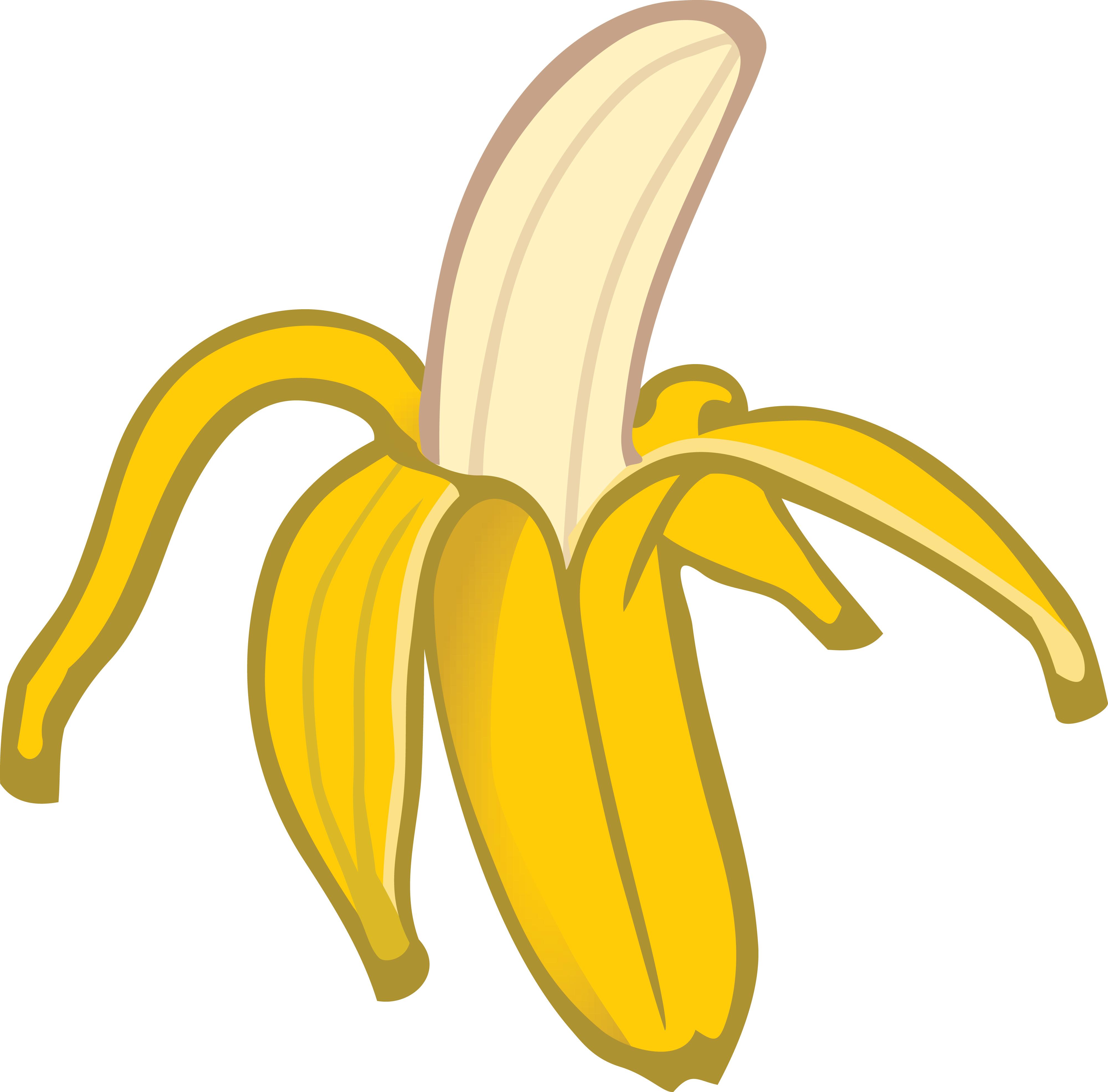 free clipart of a banana free clip art bowl of fruit Cross Clip Art