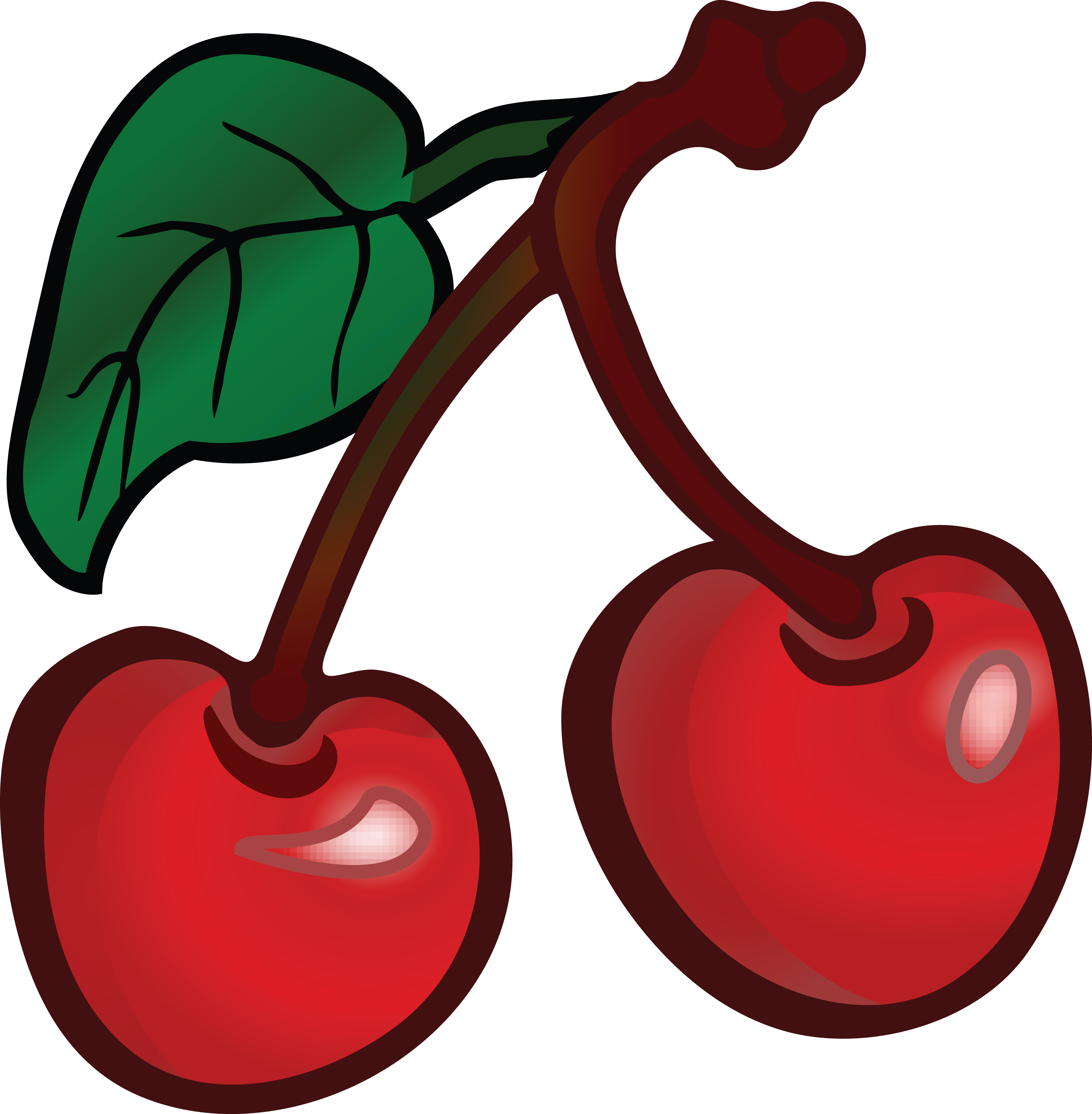 clipart of cherries rh free clipartof com cherry clip art owls cherries clipart png