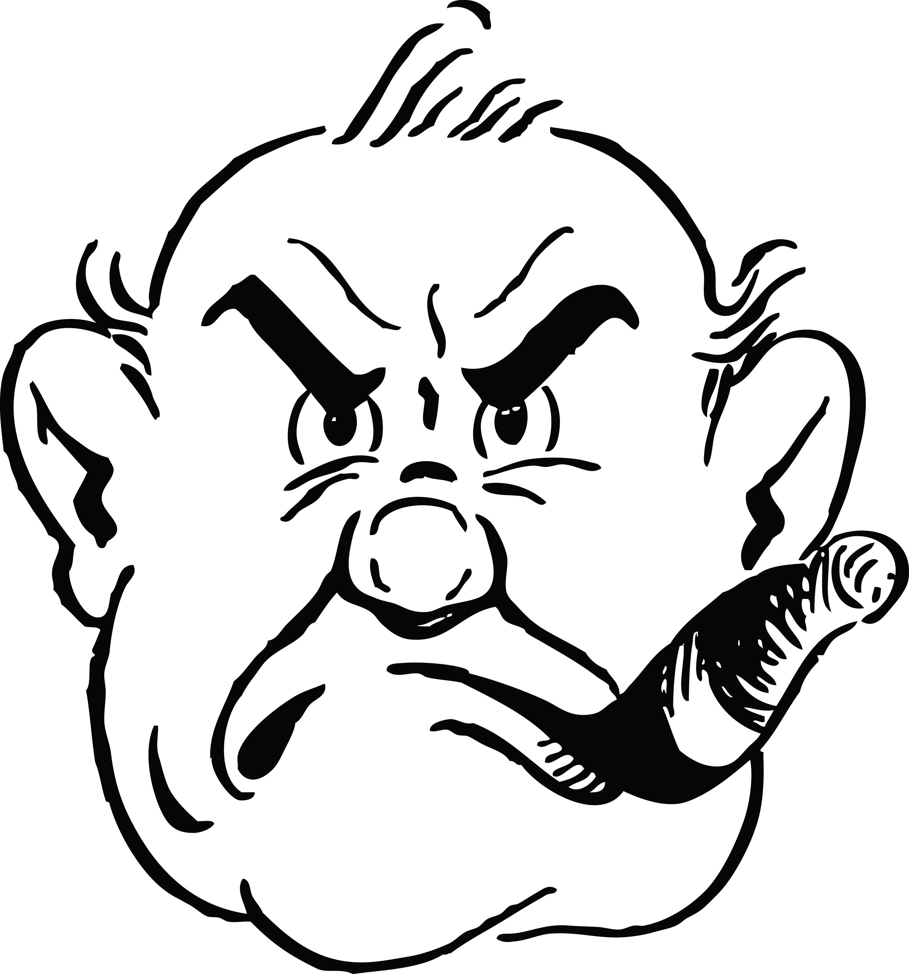 evil cartoon drawings - 671×720
