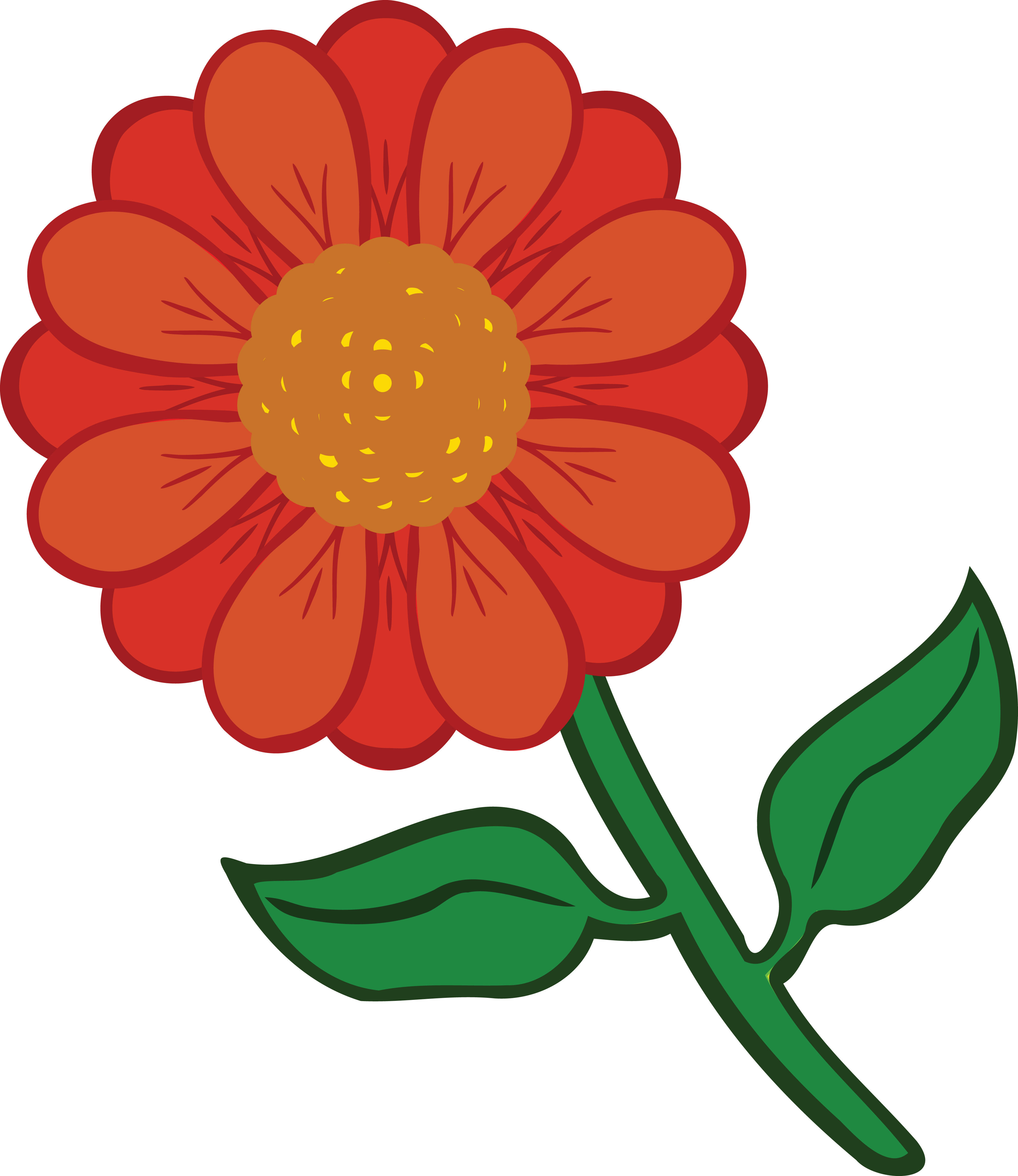 Free clipart of a daisy flower free clipart of a daisy flower 00011401 izmirmasajfo
