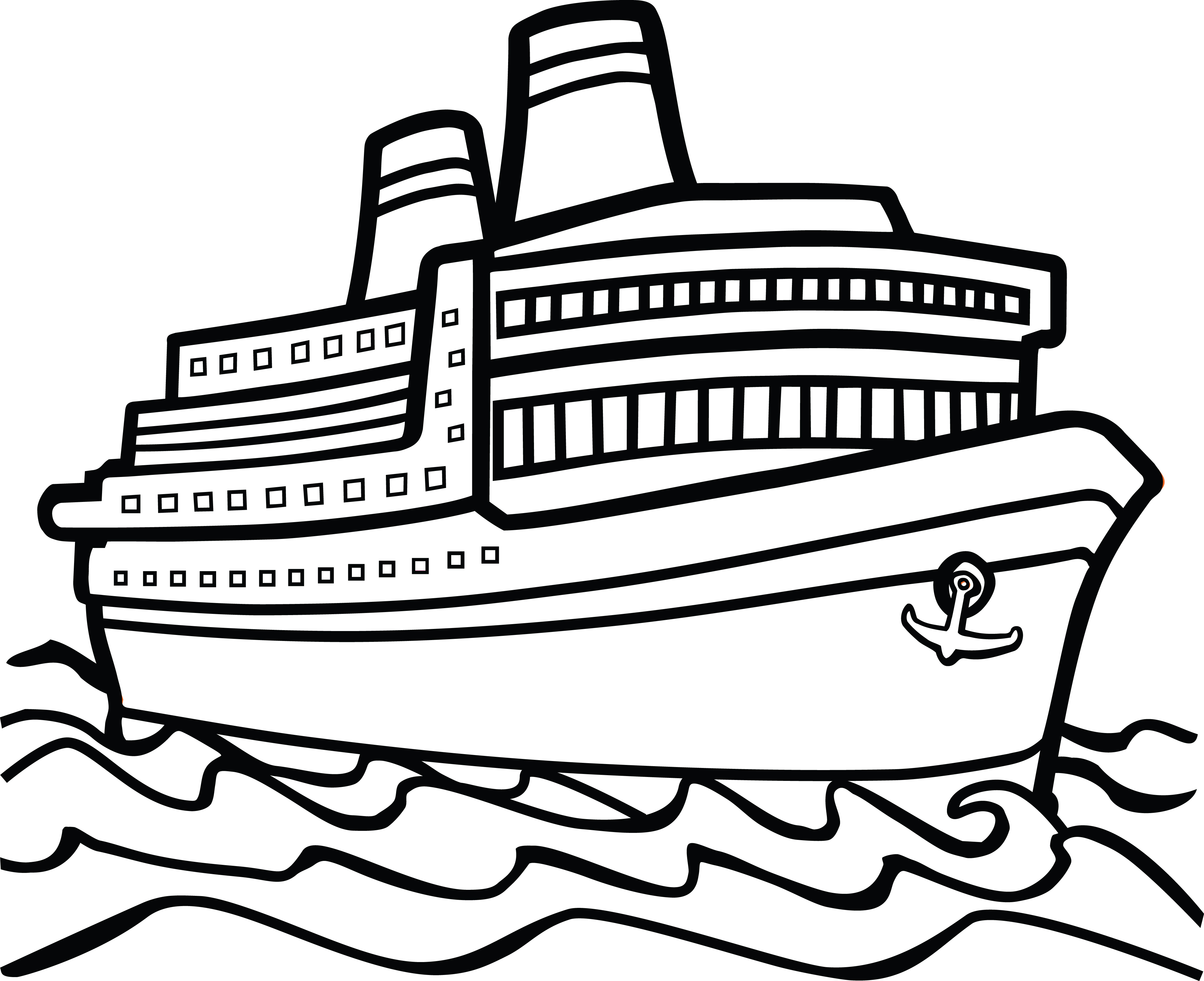 free clipart of a cruise boat tugboat clipart free black and white tugboat clipart free black and white