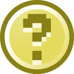 Free Vector Illustration Of A Question Mark Icon