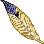 Free Clipart Of A Feather
