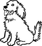 Free Clipart Of A Dog