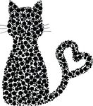 Free Clipart Of A Cat