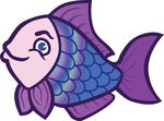 Free Clipart Of A Fish