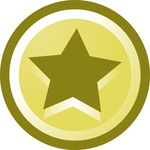 Free Vector Illustration Of A Star Icon
