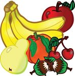 Free Clipart Of Fruit