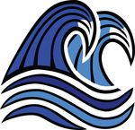 Free Clipart Of Ocean Waves
