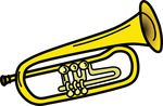 Free Clipart Of A Trumpet
