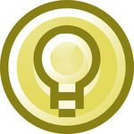 Free Vector Illustration Of A Light Bulb Icon
