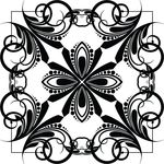 Free Clipart Of A Design Element
