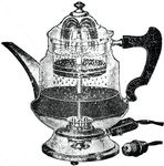 Free Clipart Of A Tea Pot