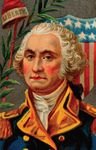 Free Clipart Of A George Washington Cigarette Card