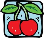 Free Clipart Of Cherries