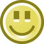 Free Smiling Smiley Face Clip Art Illustration
