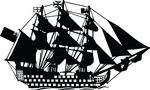Free Clipart Of A Ship