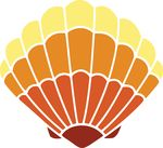 Free Clipart Of A Scallop Sea Shell