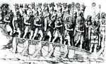 Free Clipart Of Soldiers Marching