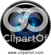 Free Clipart Of Simple Camera Lens