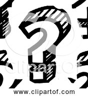 Free Clipart Of Questions Asked Mark
