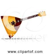 Free Clipart Of Balalaika Music Instrument