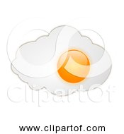 Free Clipart Of Fried Egg