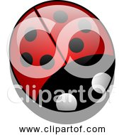 Free Clipart Of A Ladybug