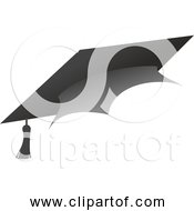 Free Clipart Of An Academic Graduation Cap