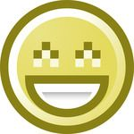 Free Smiley Face Clip Art Illustration