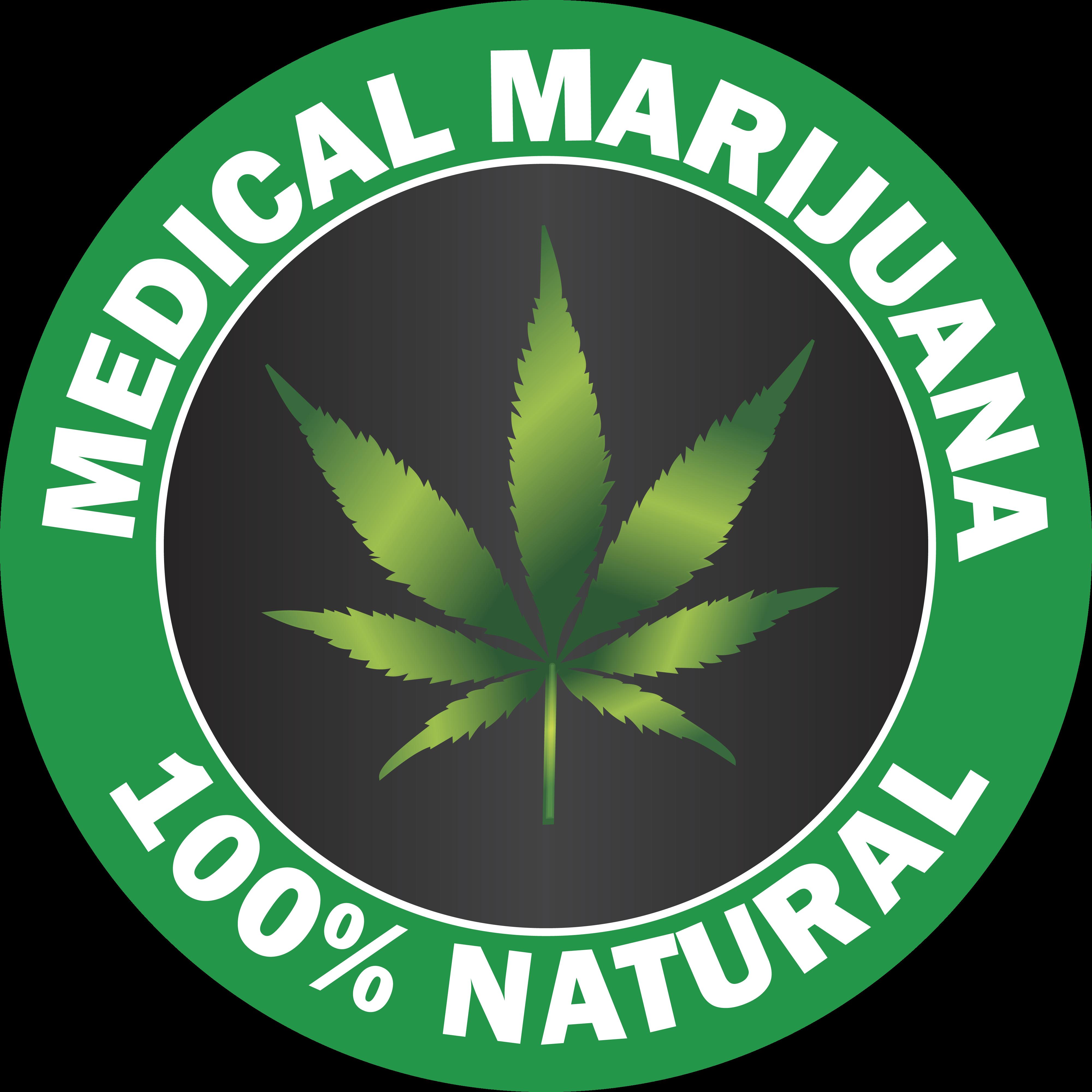 Free Clipart Of A Cannabis Leaf