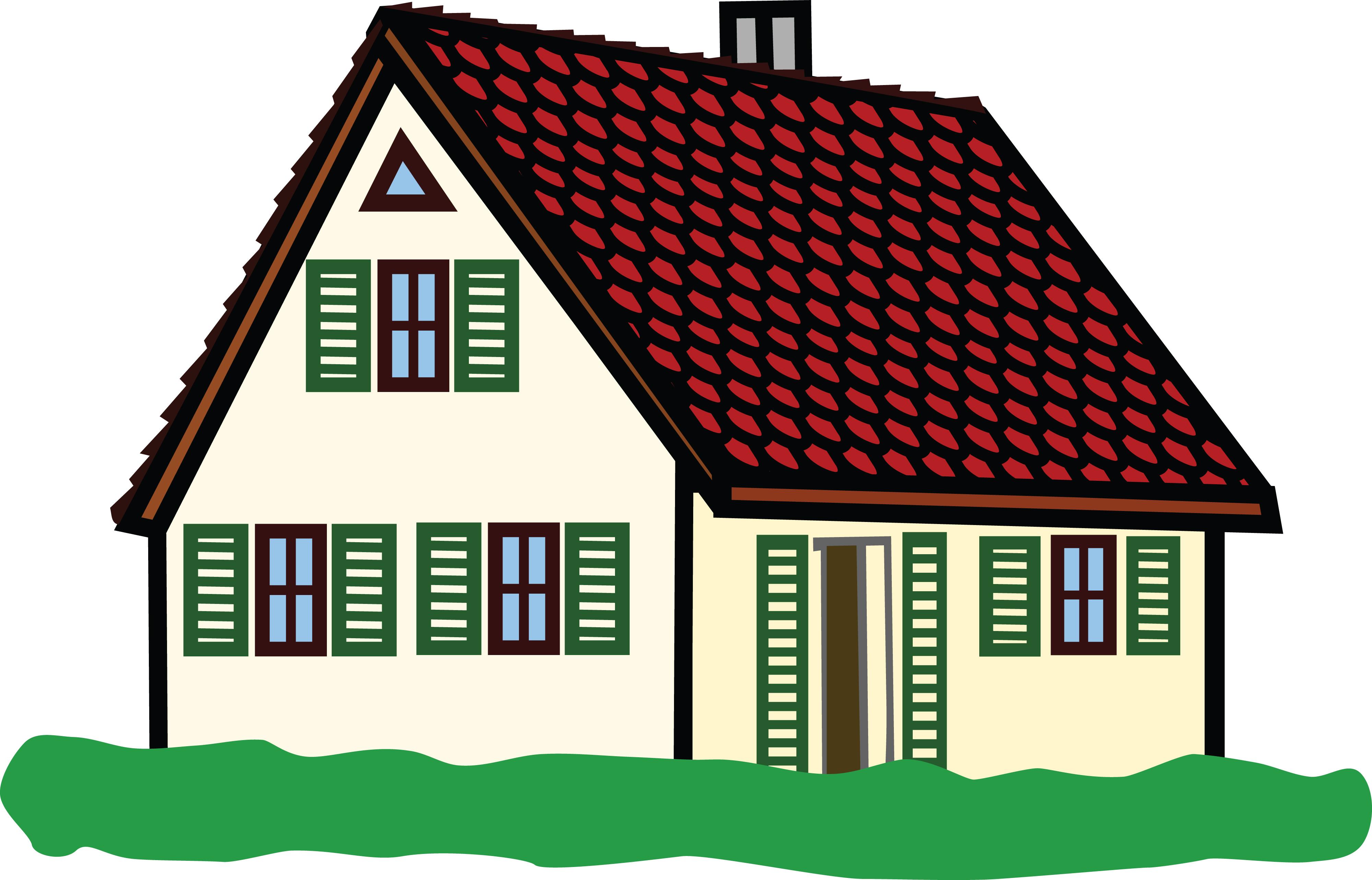 free clipart of a house rh free clipartof com free clipart house images free clipart housewifes