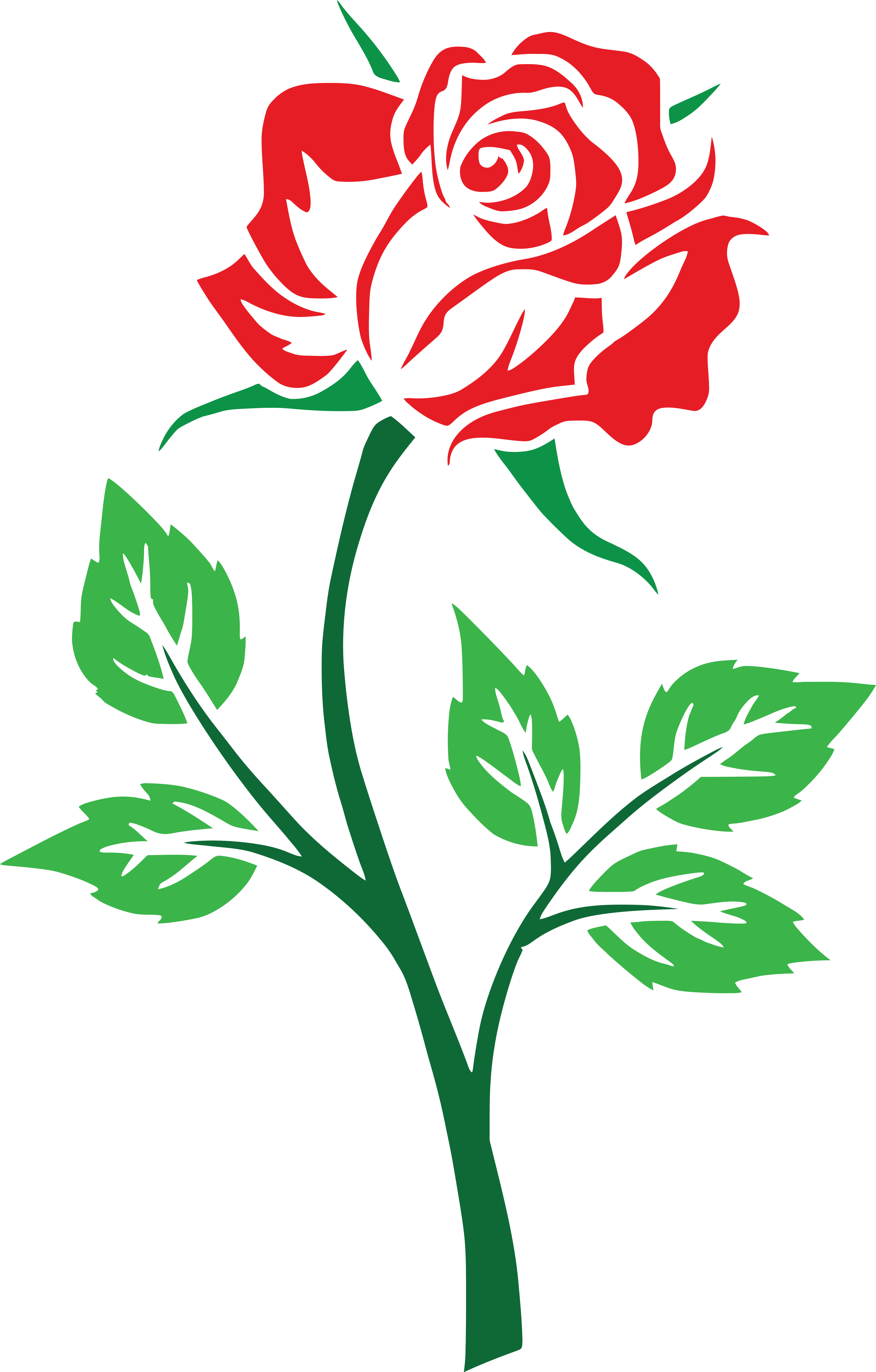free clipart of a red rose rh free clipartof com red rose bouquet clipart free red rose clipart free