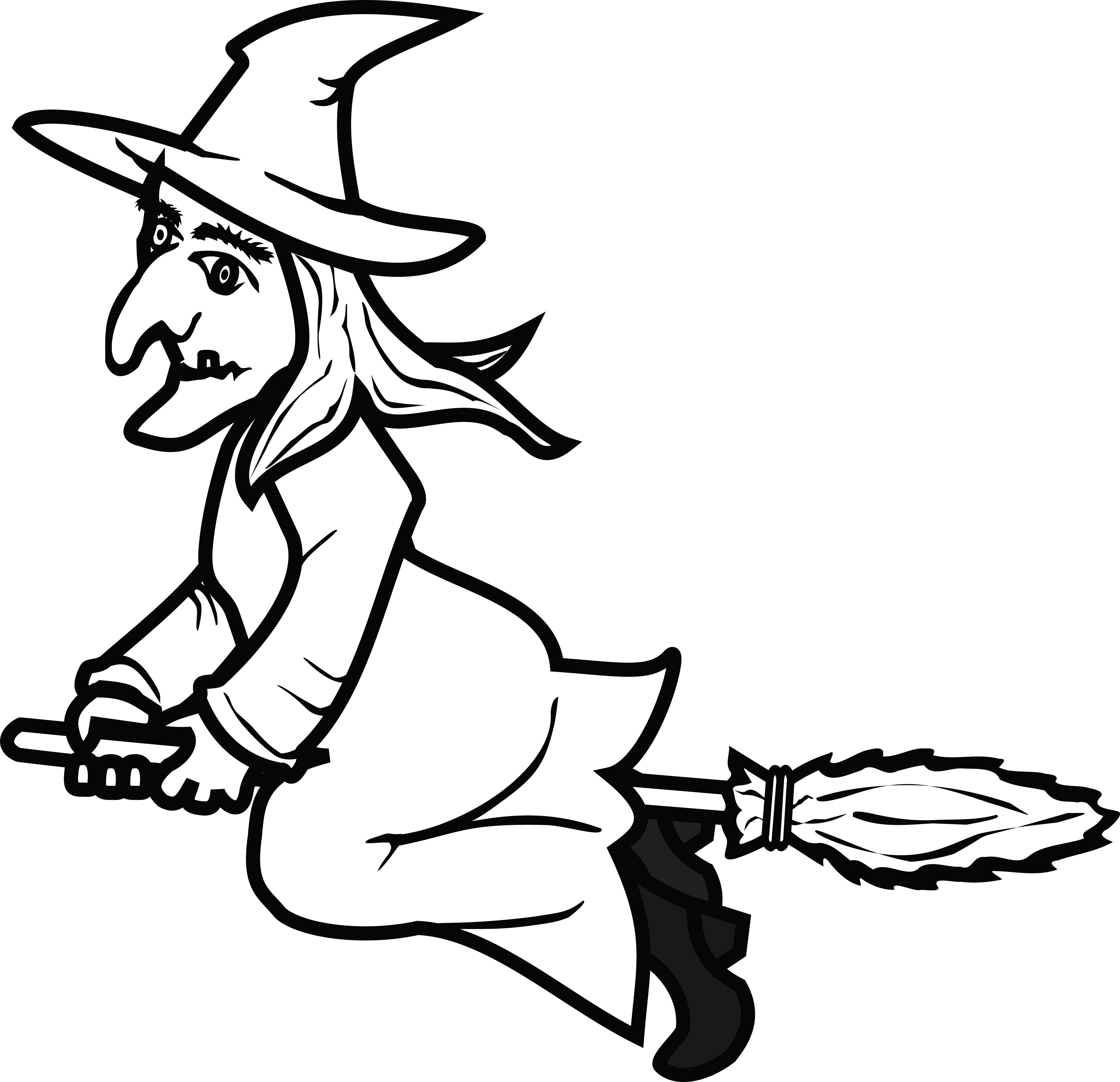 free clipart of a flying witch rh free clipartof com witch clip art animated watches clip art