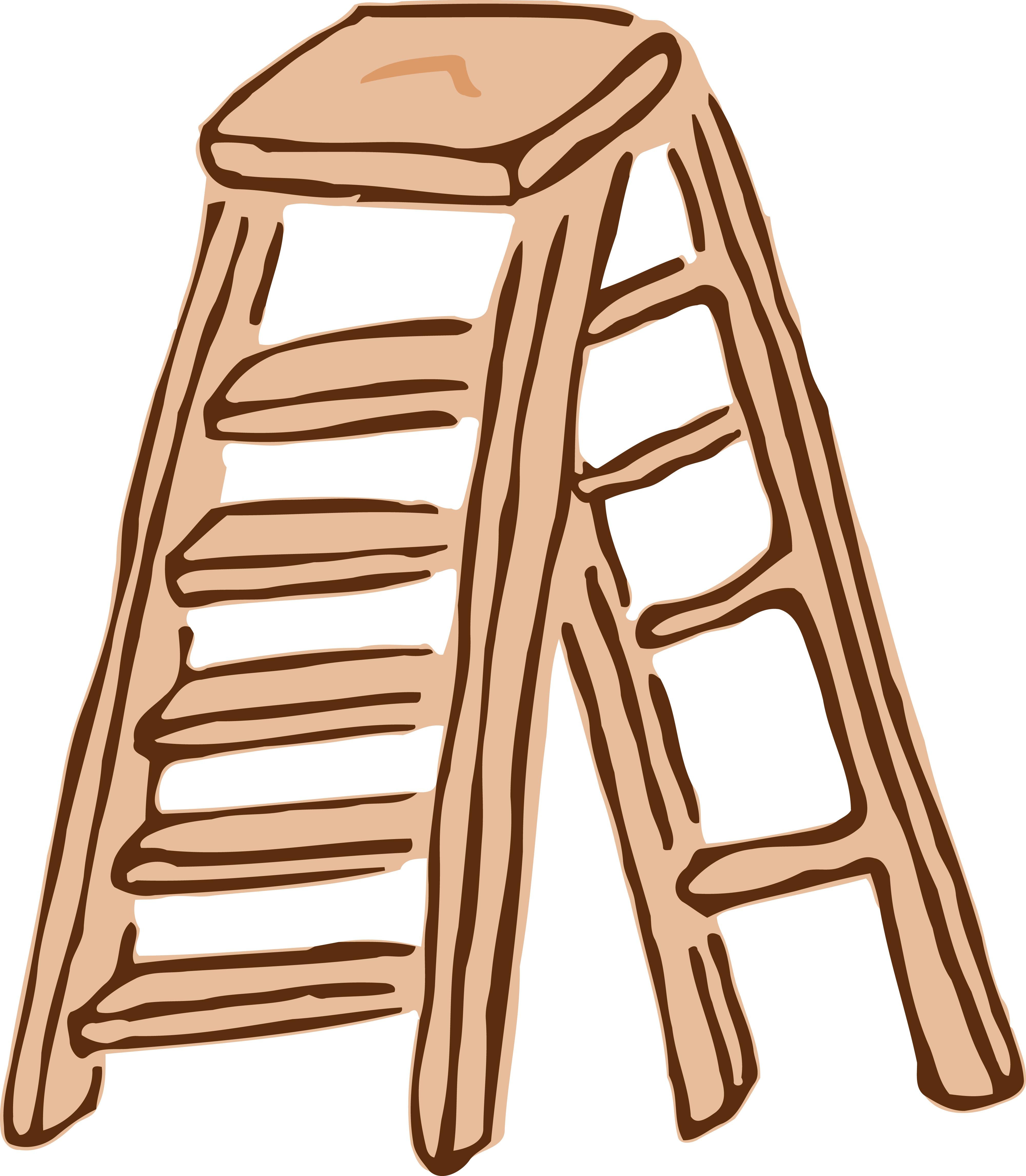 clipart of a step ladder rh free clipartof com ladder clip art free ladder pictures clip art