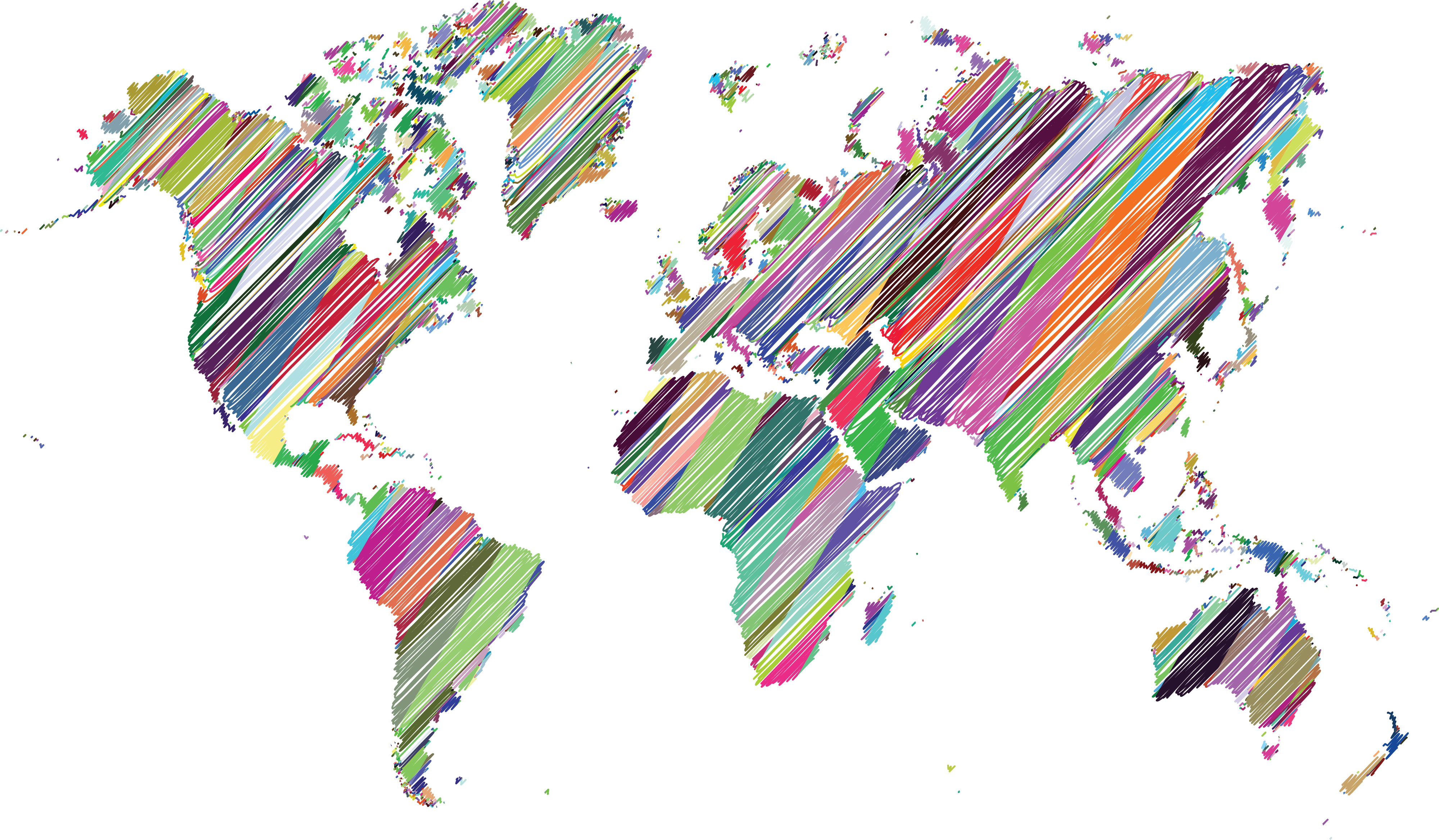 Free clipart of a world map gumiabroncs Gallery