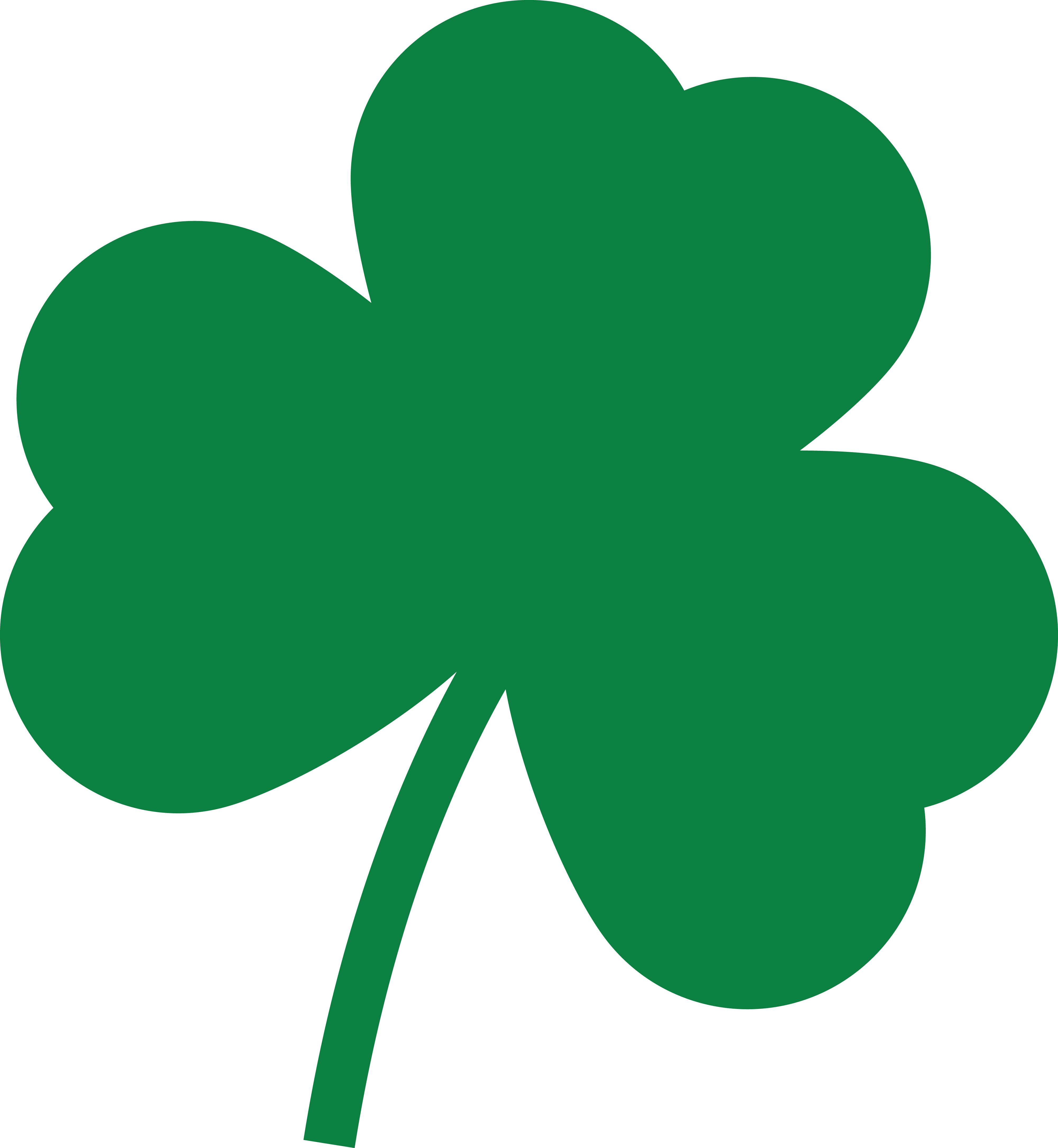 Three Leaf Clover Clipart 50 Stunning Cliparts Tlcc 4570book