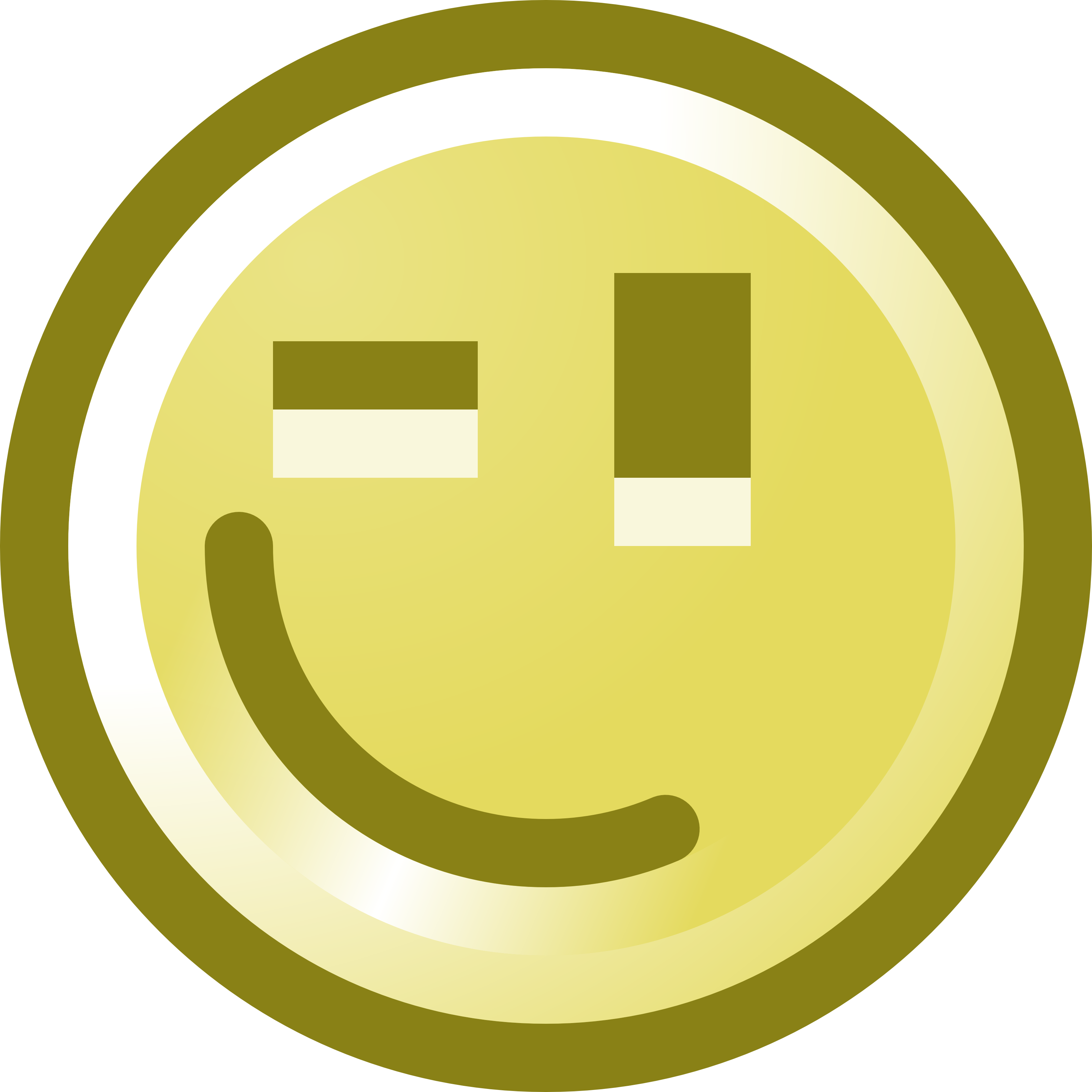 free winking smiley face clip art illustration rh free clipartof com  winking smiley face clip art free