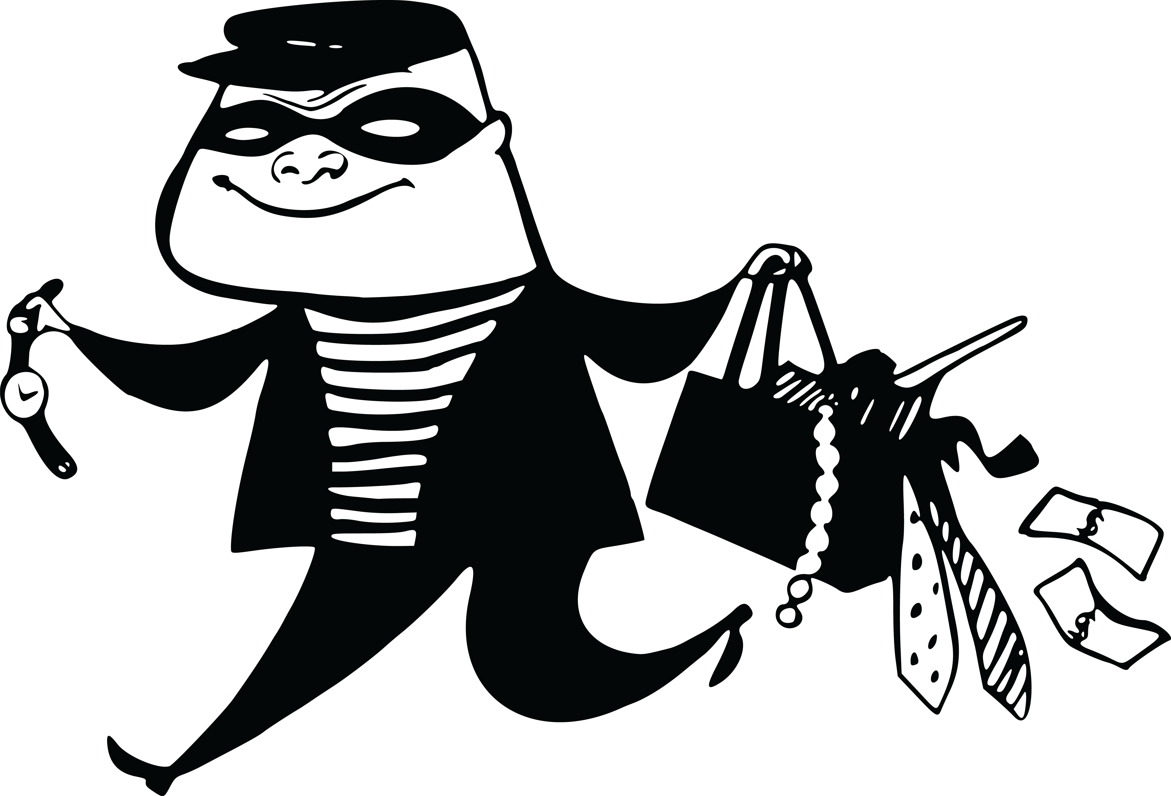 free png Thief Robber Clipart images transparent