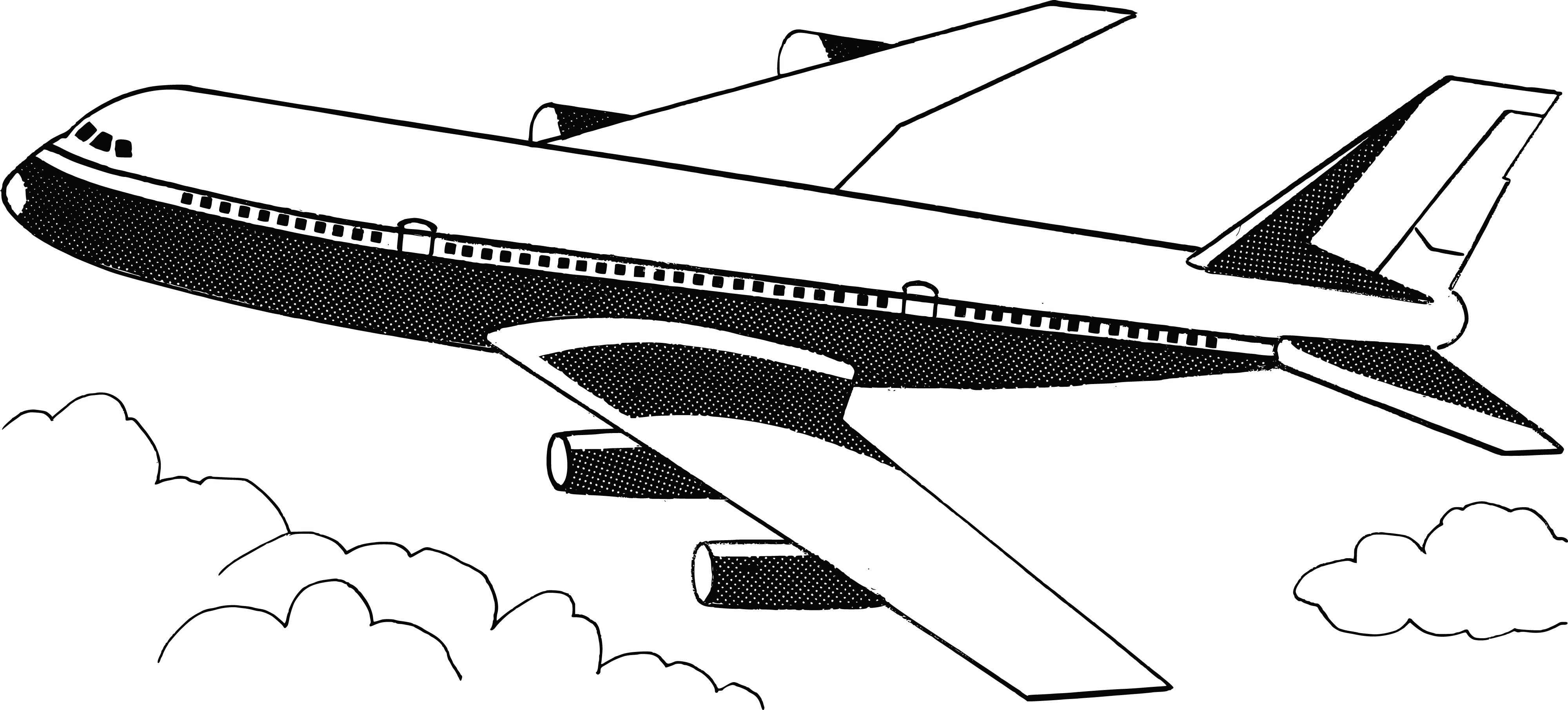 free clipart of a plane rh free clipartof com planes clipart disney planets clip art free