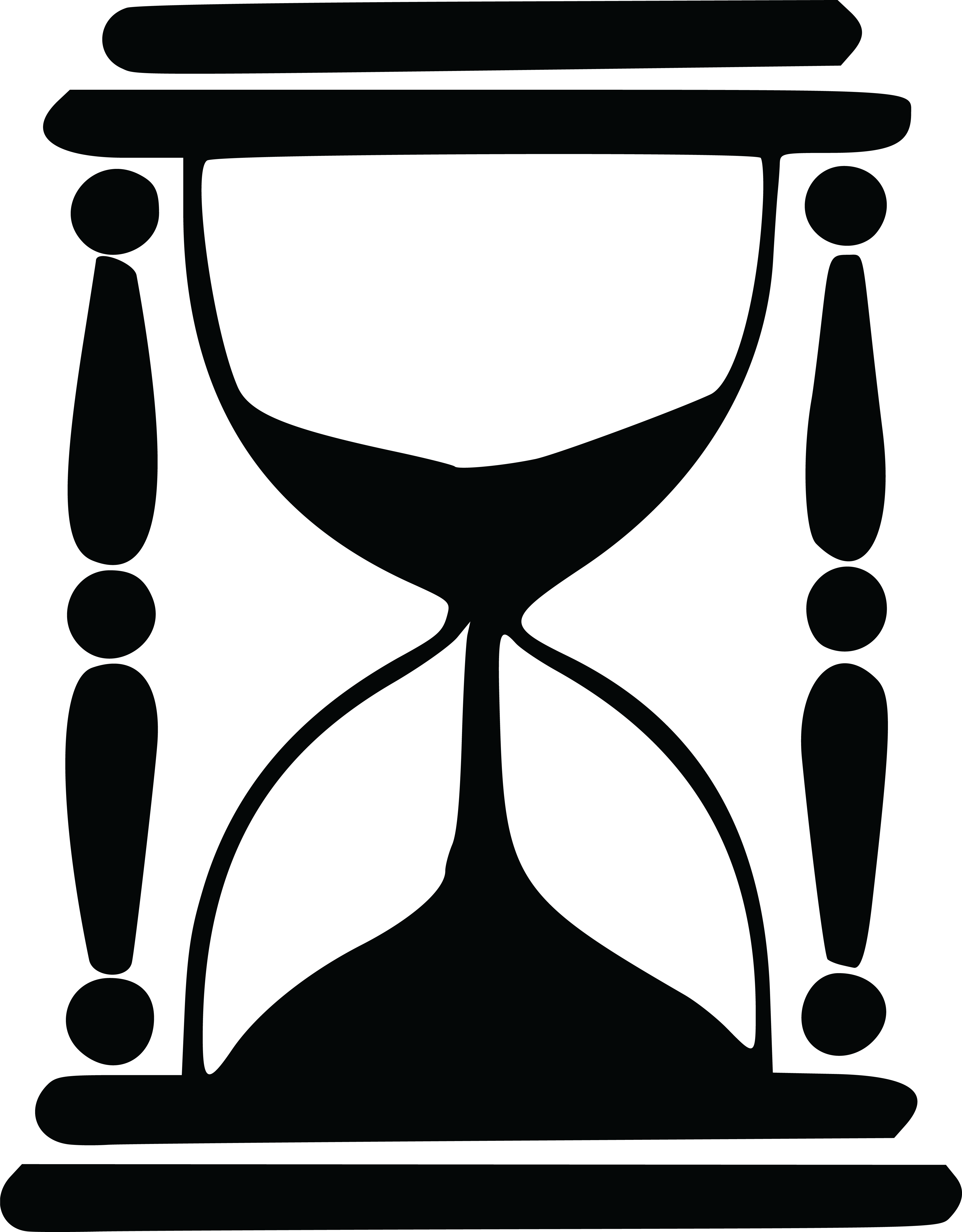 hourglass icon png - HD840×1115