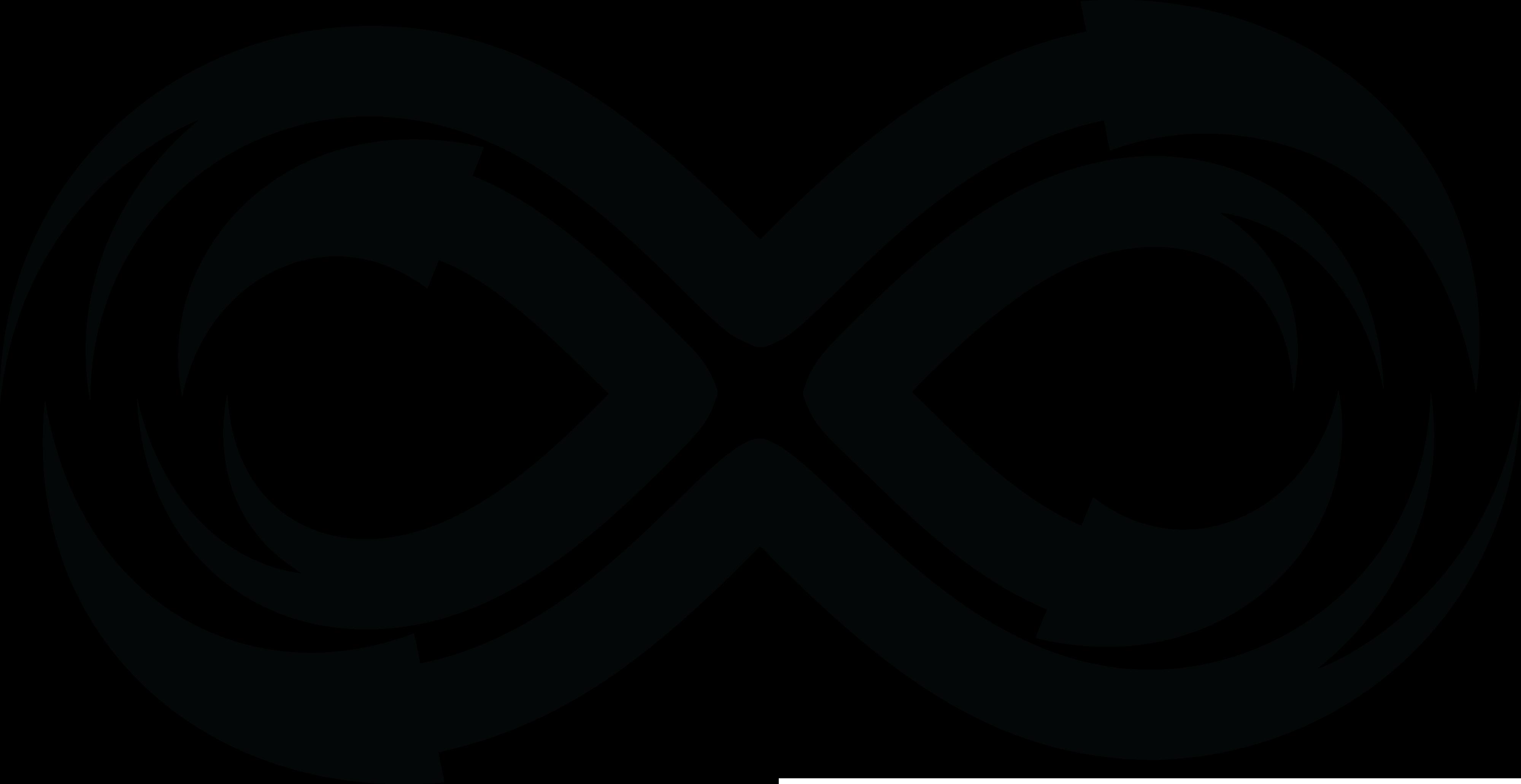 Free clipart of a black and white arrow infinity symbol free clipart of a black and white arrow infinity symbol 0001383 buycottarizona Choice Image