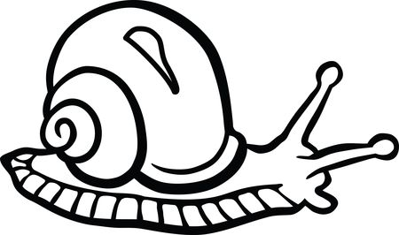 Free Clipart Of A snail