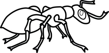 Free Clipart Of An ant