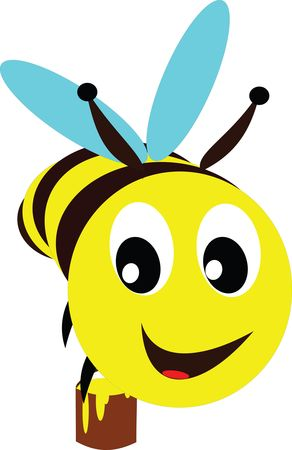 Free Clipart Of A bee