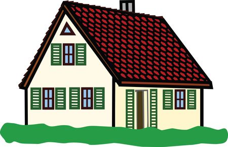 Free Clipart Of A house