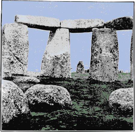 Free Clipart Of stonehenge